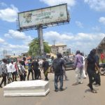 Angry youths protest Abia pipeline explosion
