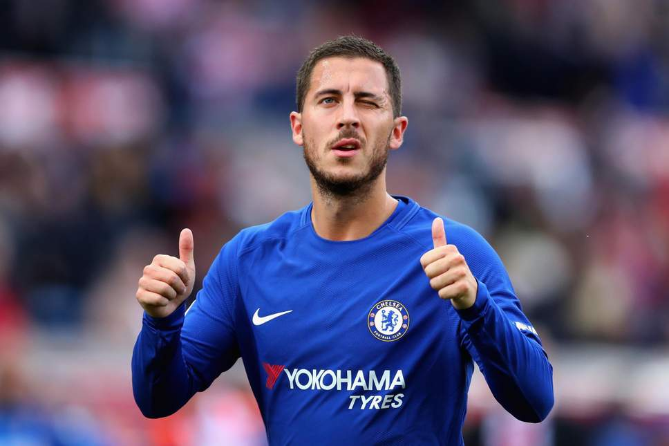 Boudewijn Zenden tells Chelsea's Eden Hazard to join Real Madrid