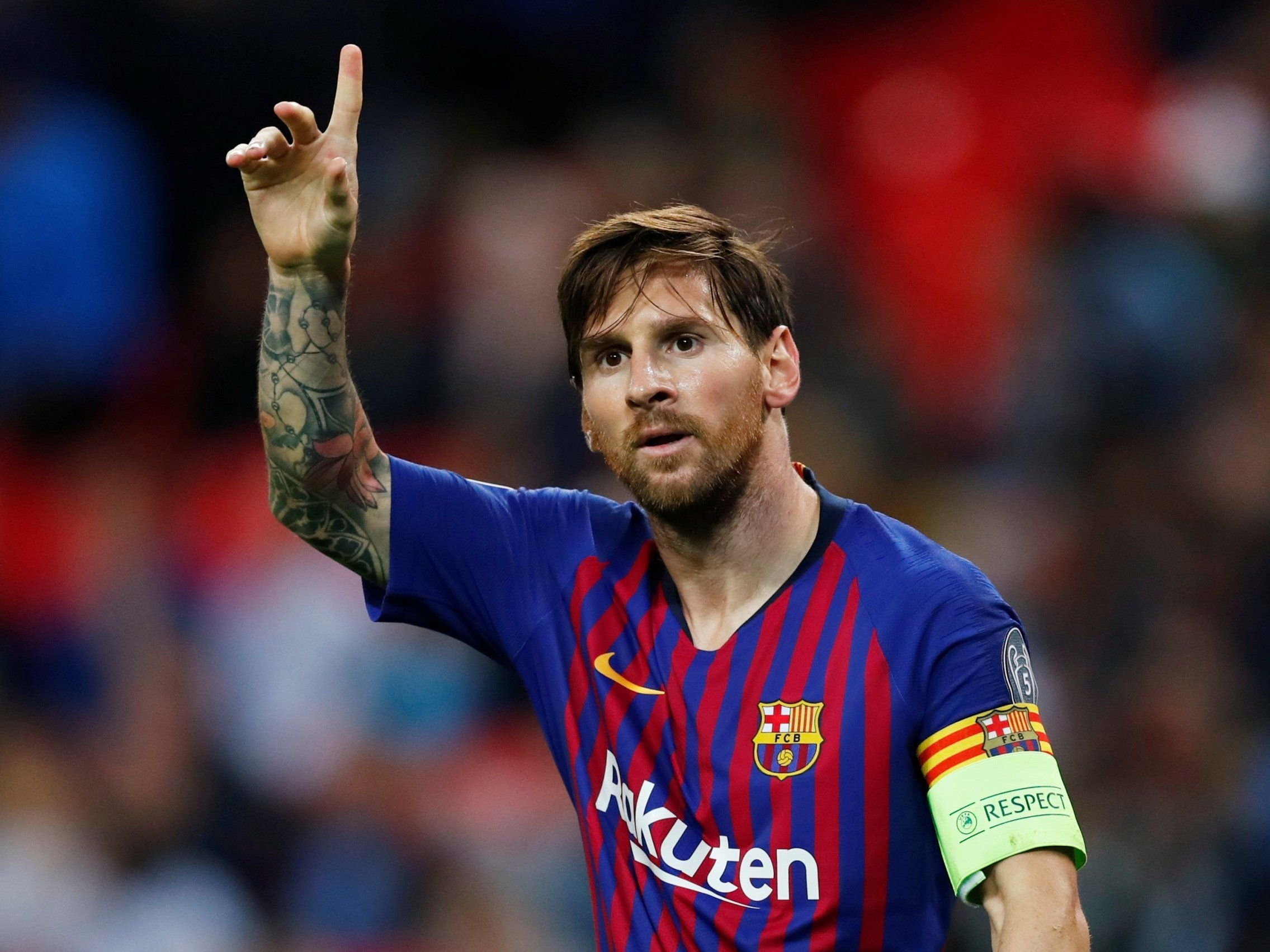 Lionel Messi calls for resuming search for missing Sala  |Lionel Messi