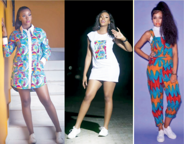 Fashion and Style: Sneakers on Ankara