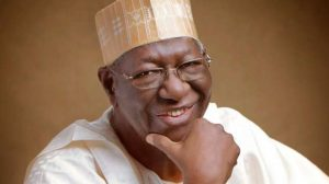 Chief Anthony Anenih