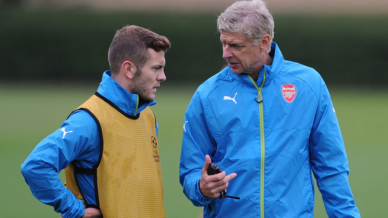 aaf85b21626 Wilshere would ve stayed at Arsenal if Wenger hadn t left