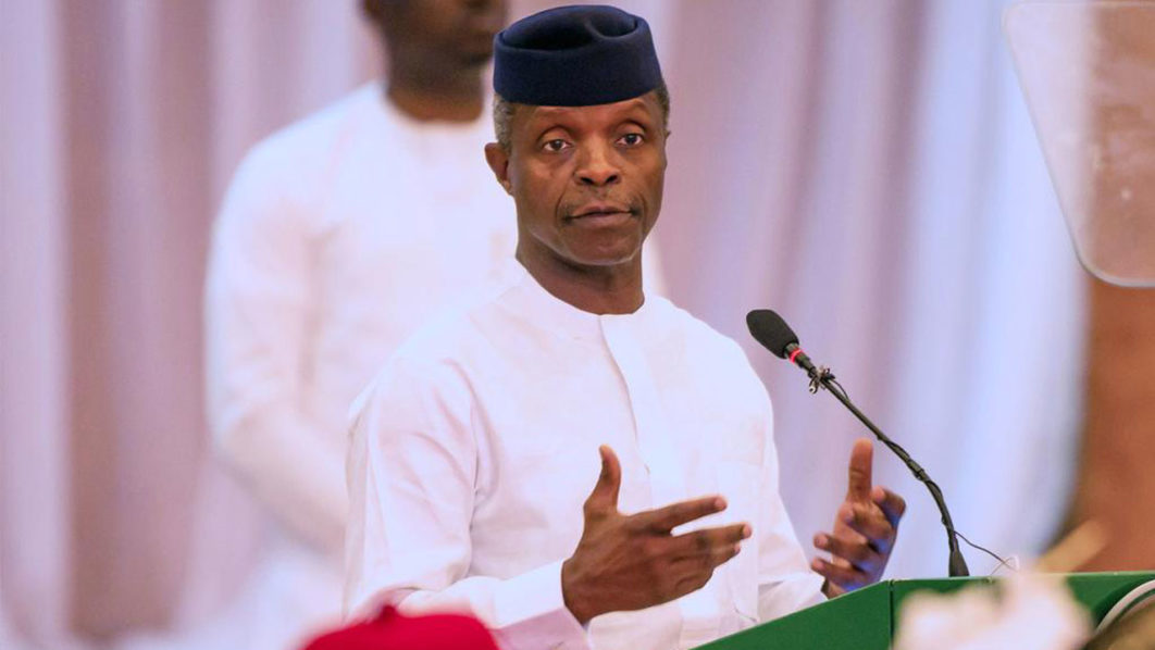 COVID-19: What economic sustainability committee will do by VP, Osinbajo