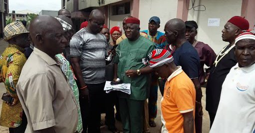 Image result for APGA Rejects Imo Governorship Election Result, Demands Fresh Poll