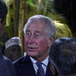 'God don butter my bread', Prince Charles speaks pidgin in Lagos
