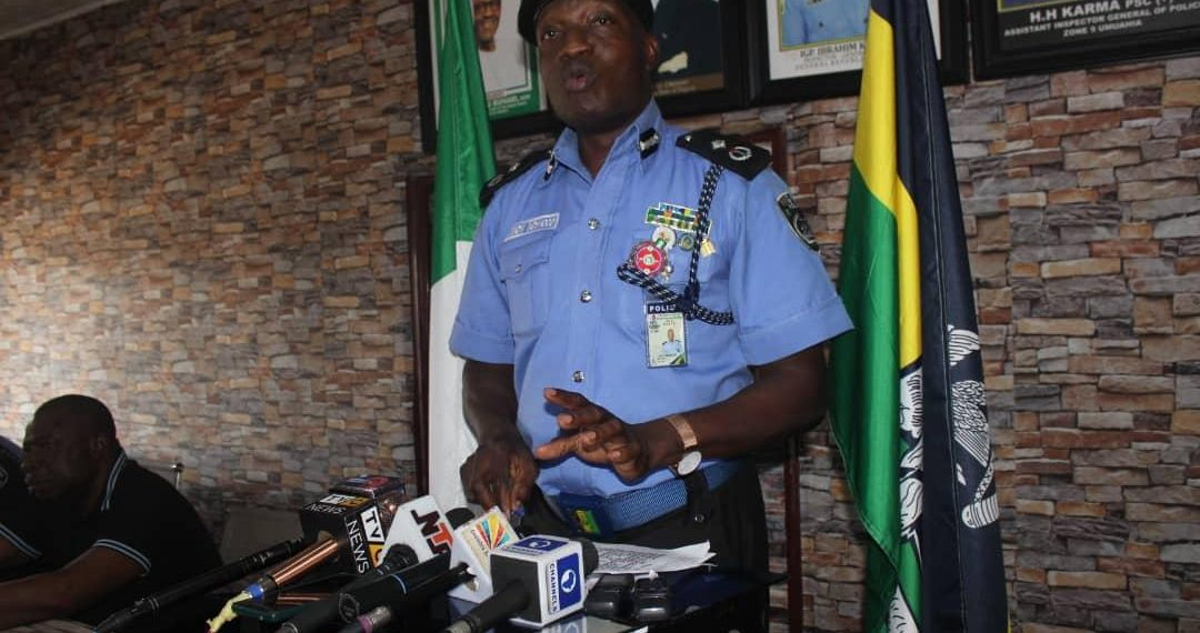 Police, IPOB clash: IGP orders recovery of snatched weapons