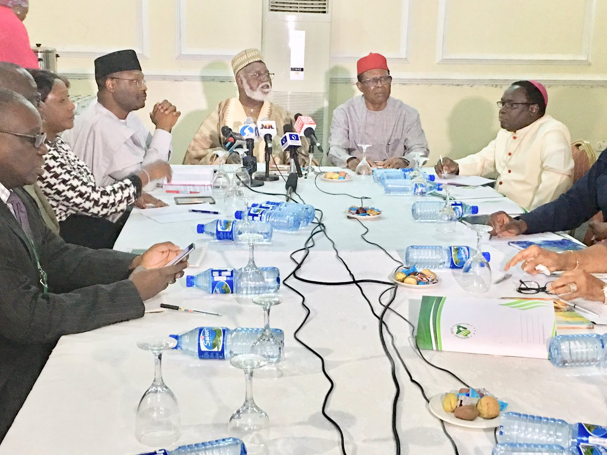 National Peace Committee raises fears over 2019 polls