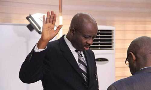 Abia Assembly confirms Justice Ogwe's appointment as Chief Judge