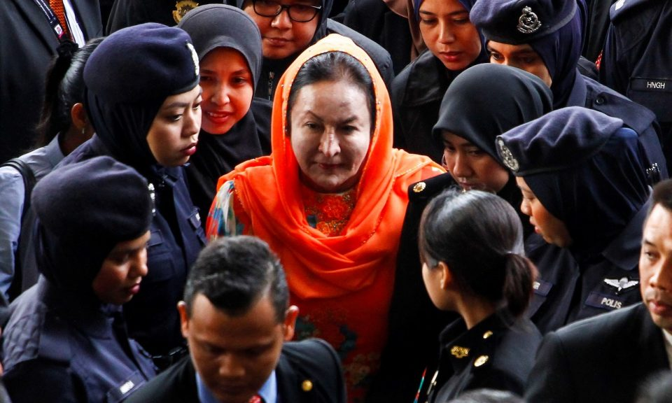 Malaysia's former first lady to face more charges: Anti