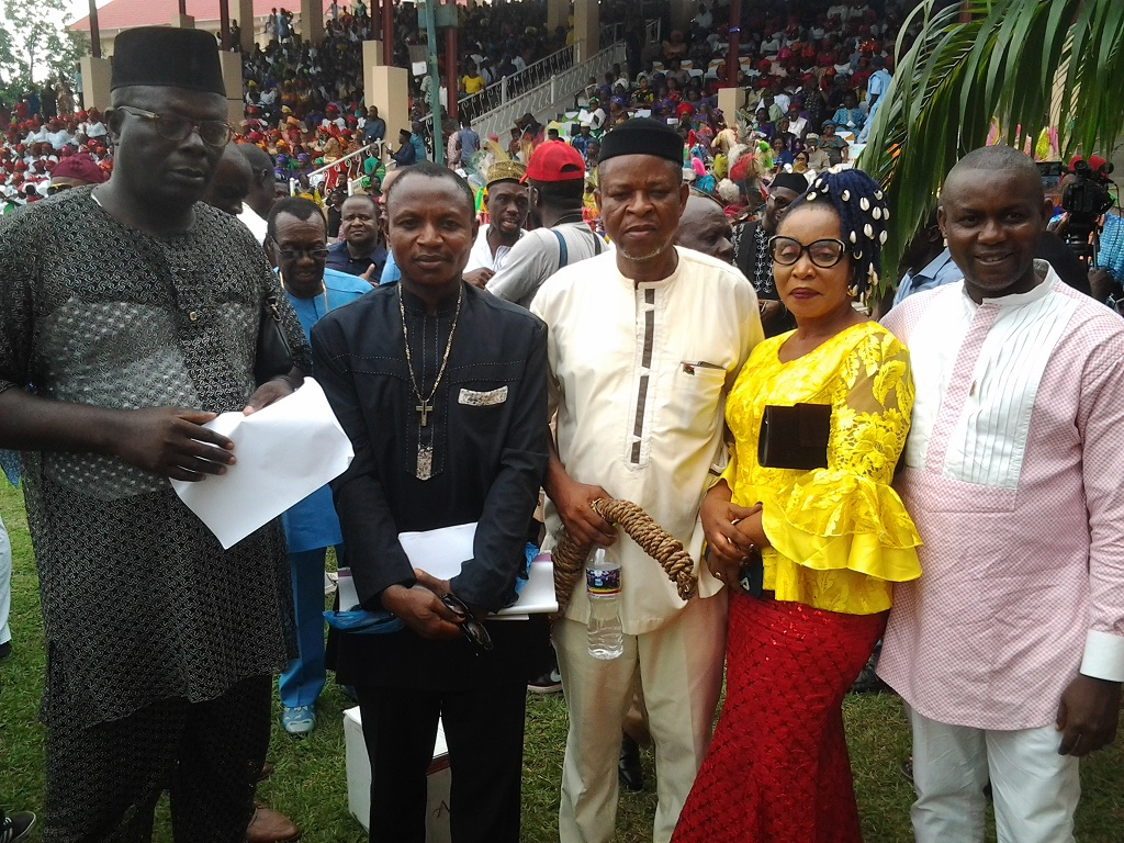 Pro-Biafra group pays homage to Obi of Onitsha