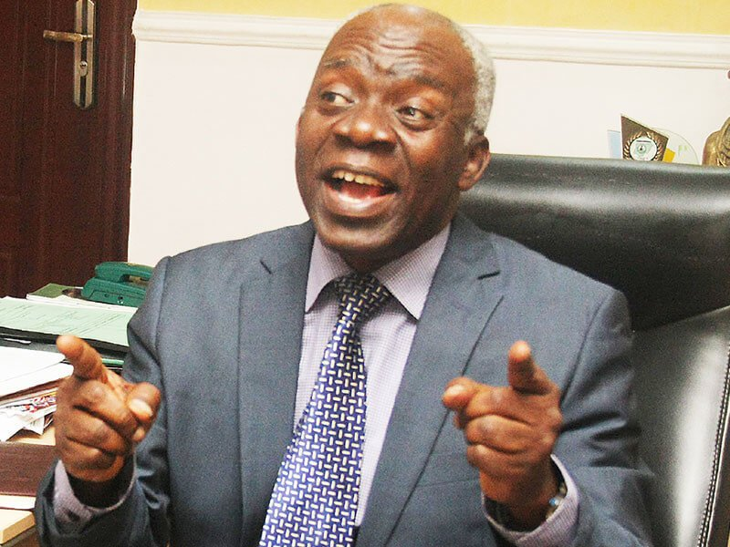 Stop sealing up suspects' assets, Falana tells EFCC