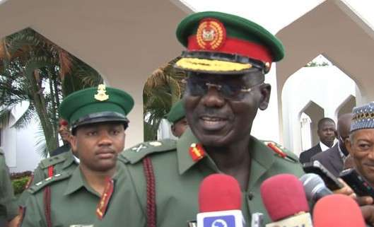 GOC placed on house arrest over N400m theft by escort soldiers