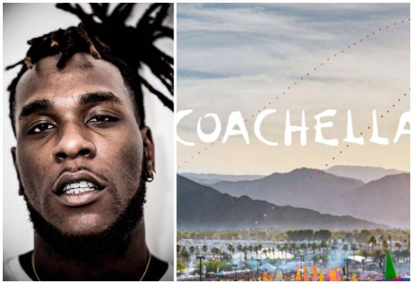 Image result for images of Burna Boy at Coachella
