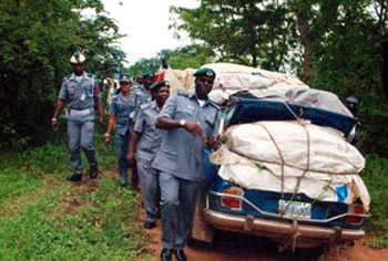 Smugglers kill Customs officer, injure another in Ogun
