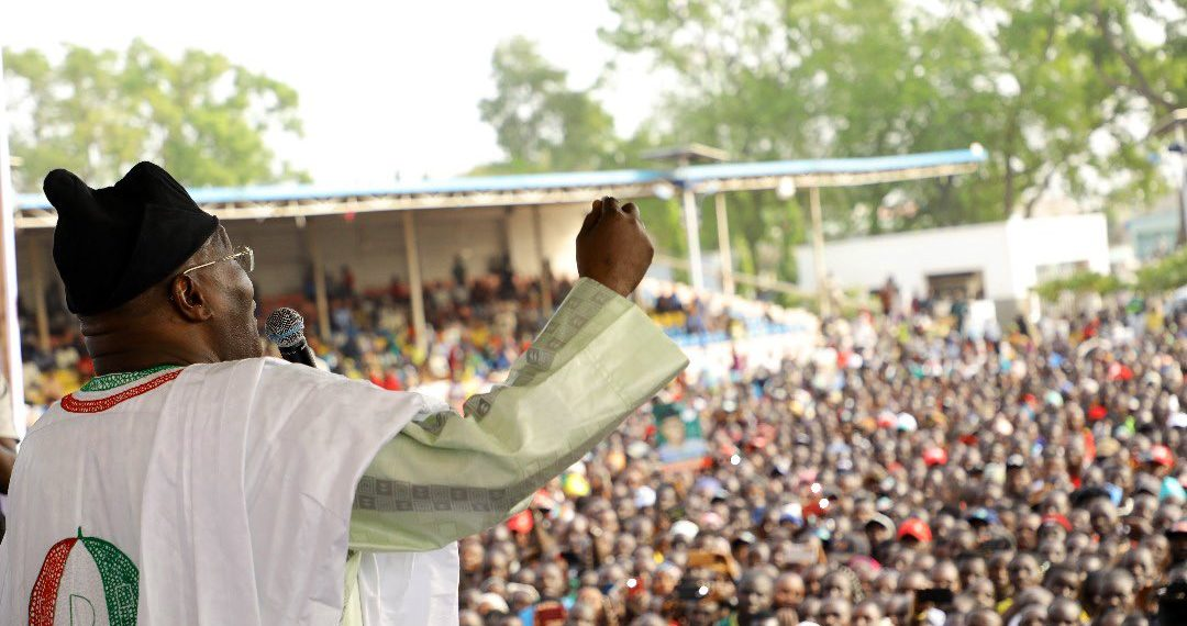2019: Don't let Buhari steal your votes, Atiku charges Nigerians