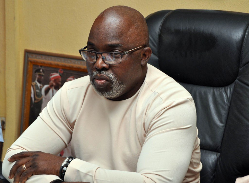 Super Eagles must win AFCON 2019 trophy -Pinnick
