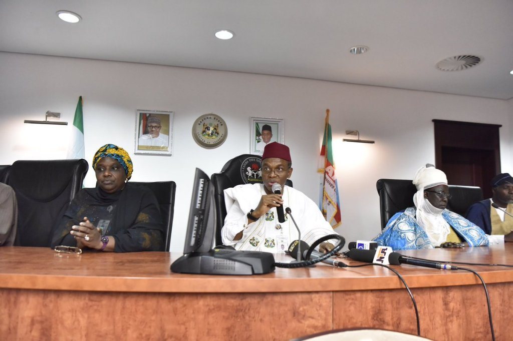 Northern govs meet in Kaduna over banditry, kidnapping