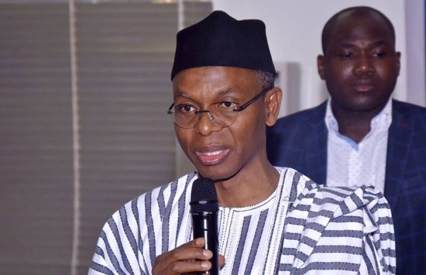 El-Rufai to South South govs: Tribal sentiments won't save CJN