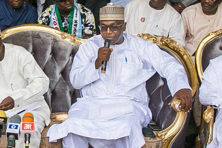 Kwara: APC guber candidate, govt trade tackles on N70bn rice project