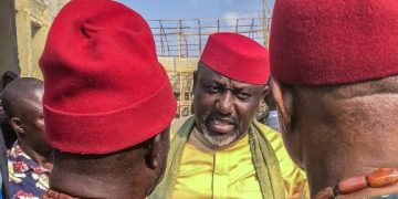 Okorocha blasts Ohanaeze over adoption of Atiku