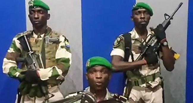 The botched coup in Gabon