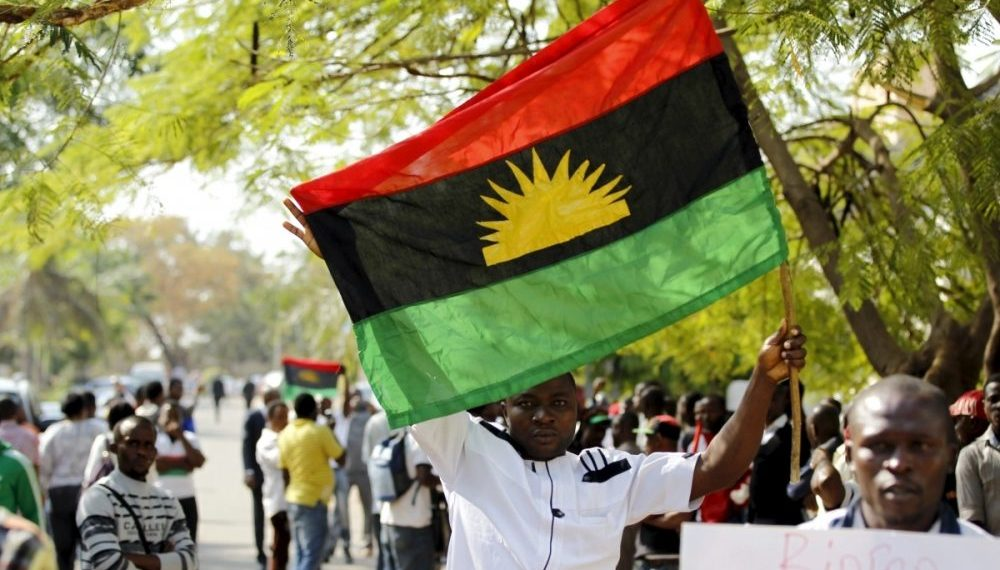 There'll be total lockdown in S'East on May 30 –IPOB