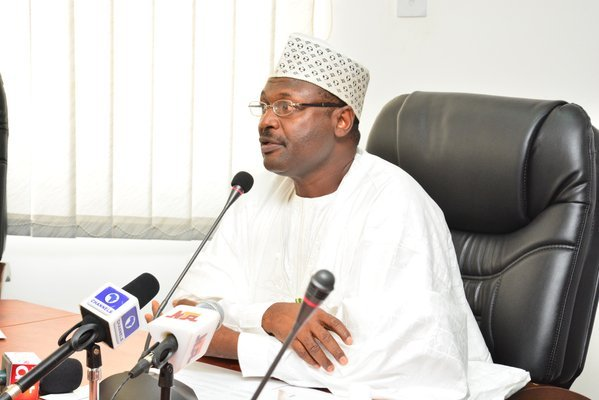 I've no reason to step down –INEC chair, Yakubu