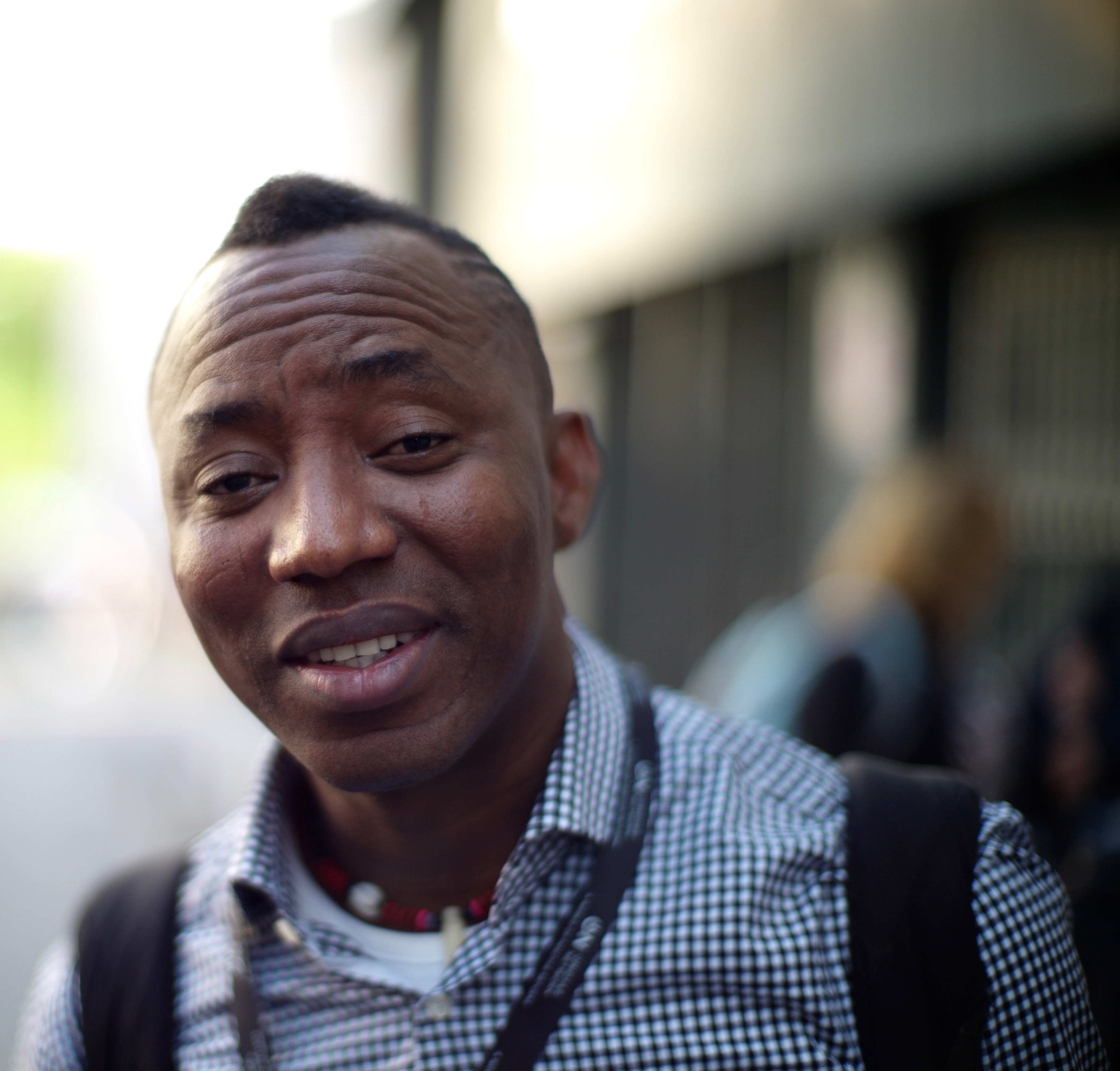 #RevolutionNow: Sowore charged with treasonable felony