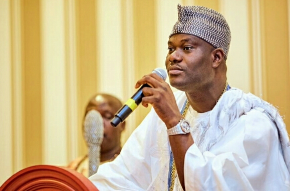Ooni to Nigerians: Your vote, your power, elect right president with it