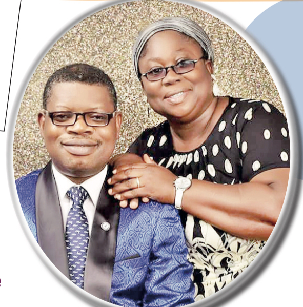 Diamond Couple: Rev. Dr. & Mrs. Ajao