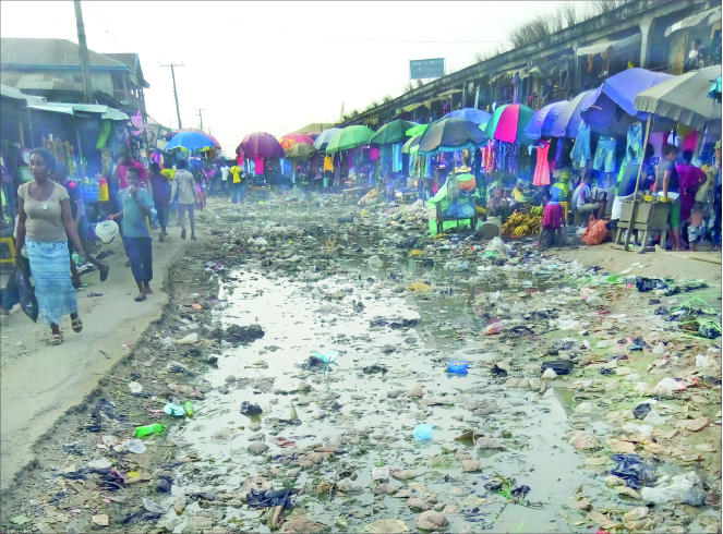 Abia: Portrait of Decay