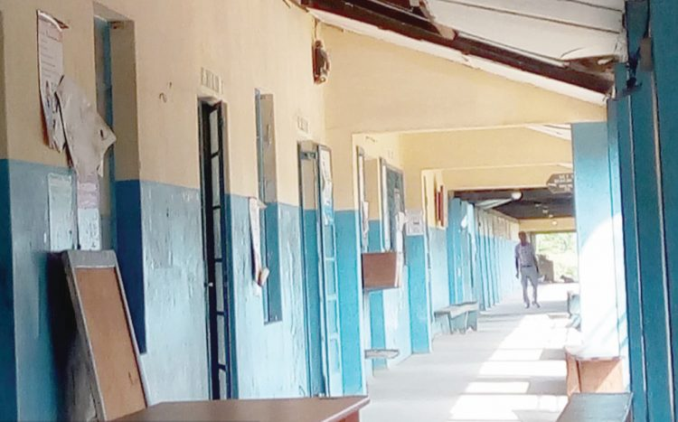 Back to Life: The metamorphosis of General Hospital, Ikot Okoro