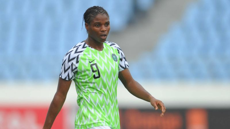Oparanozie out of Falcons clash against China