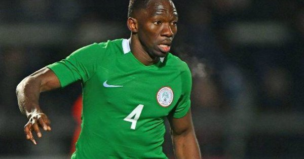 Omeruo ranked best Nigerian player in Europe