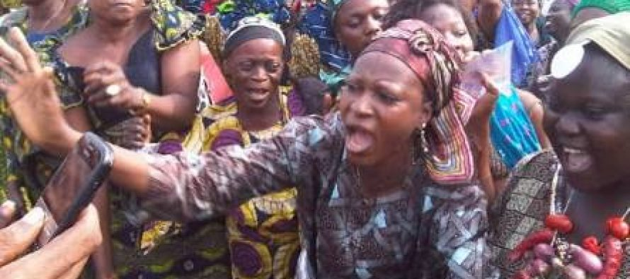 Anambra community women threaten nude protest over killings