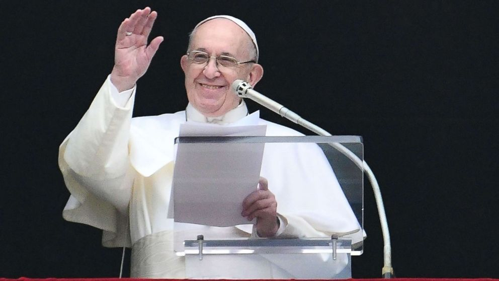 Pope demands global response to sexual abuse against minor