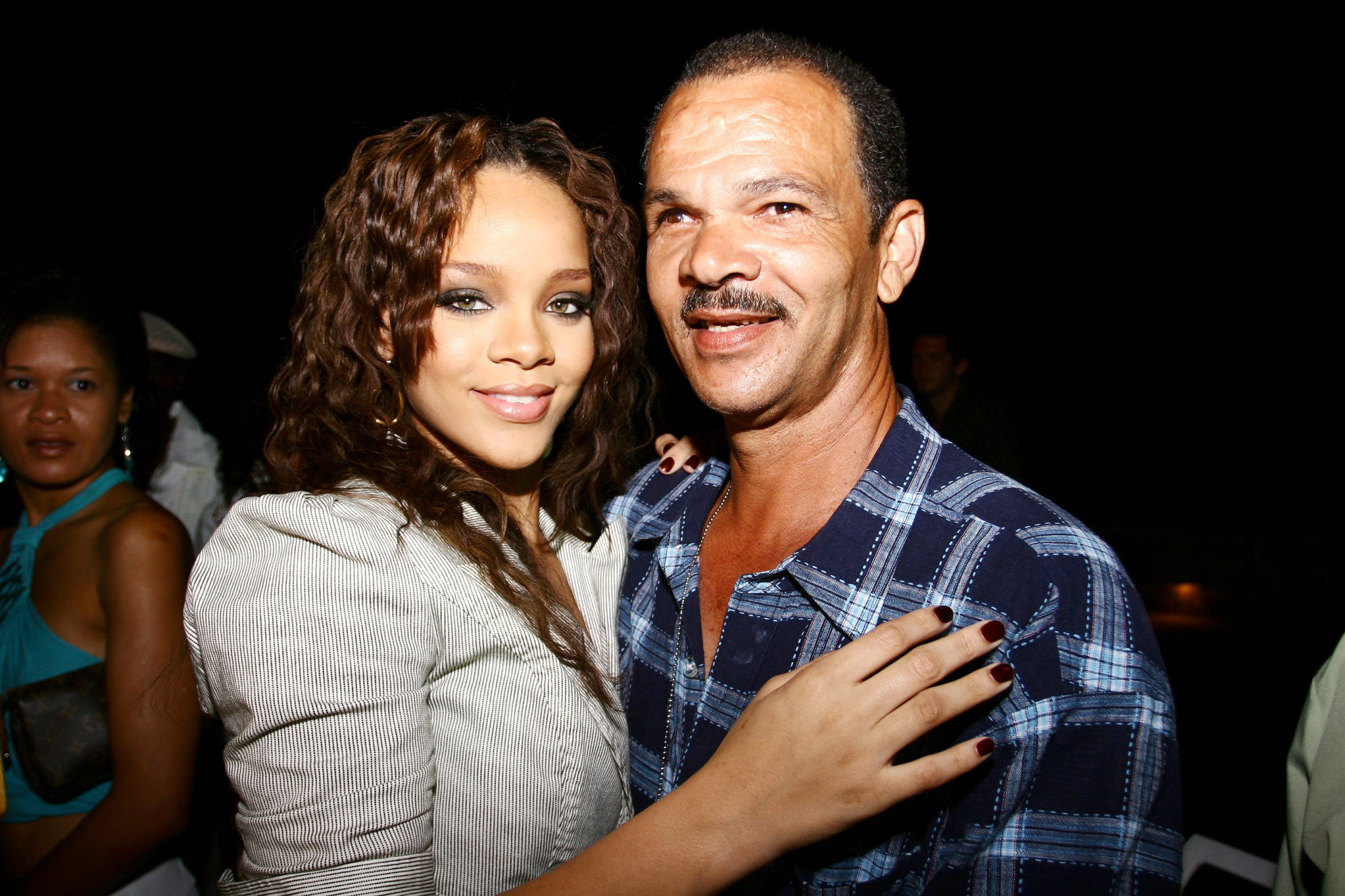 Pop star Rihanna reportedly suing father