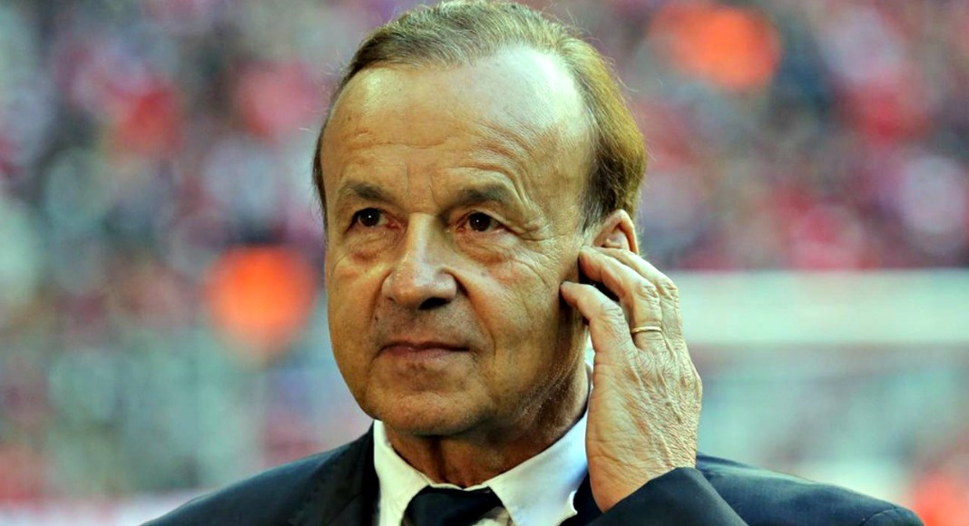 Rohr wishes to lead Super Eagles to 2022 World Cup