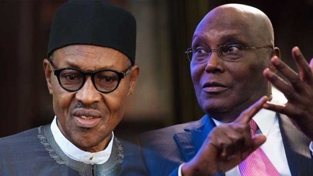 Atiku, PDP file petition against Buhari's victory