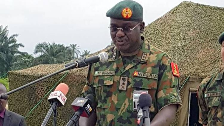 We're still in search of Chibok girls -Buratai