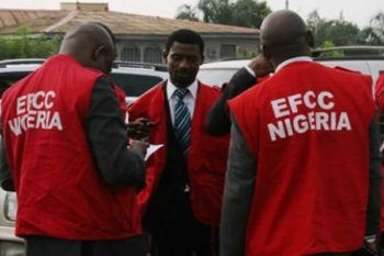 EFCC operatives allegedly storm MTN Lagos office