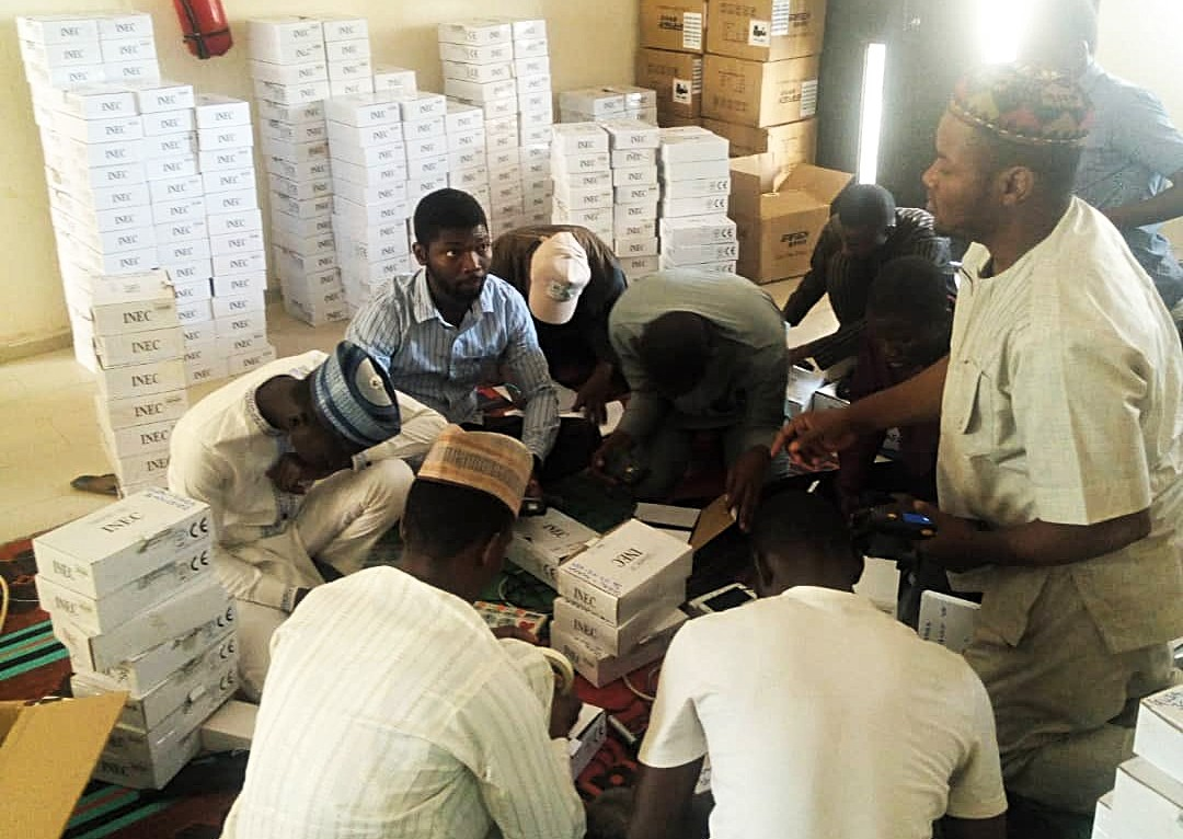 Vehicle intercepted in Zamfara not carrying INEC's sensitive materials, says Police, INEC