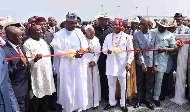 IBOM Air: Gov Emmanuel takes delivery of 2 aircraft