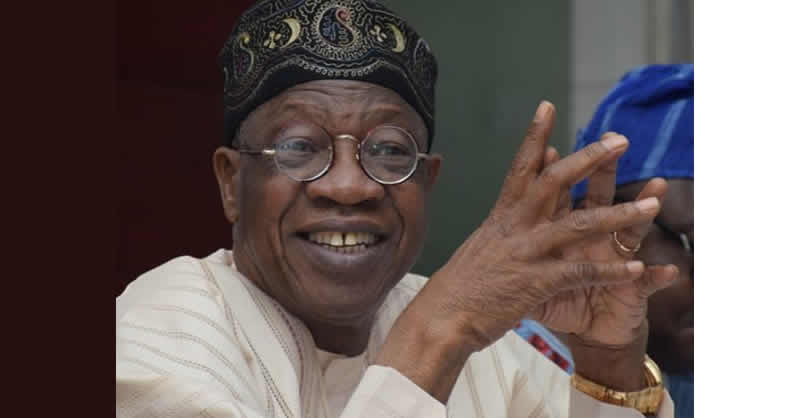 Lai Mohammed refuse to appear in court over N2.5bn DSO project