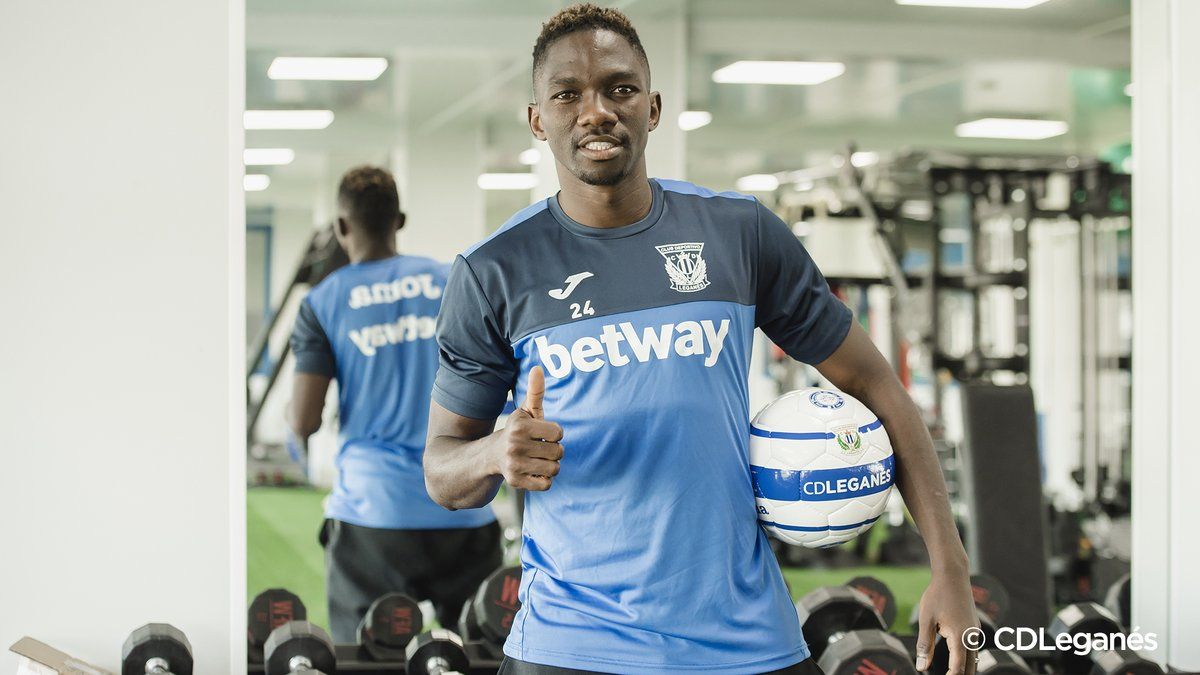 ?Omeruo wants Leganes stay