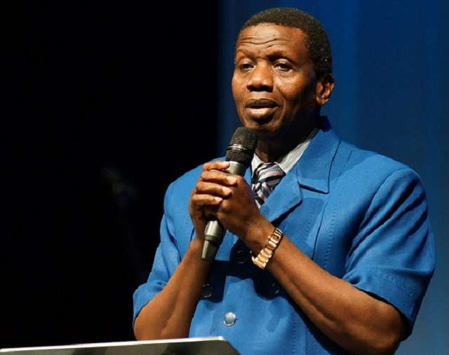 Pray for military, other security agencies, Adeboye urges Nigerians