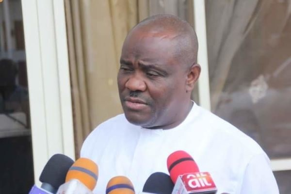 Projects Inspection: Rivers people celebrate Gov Wike