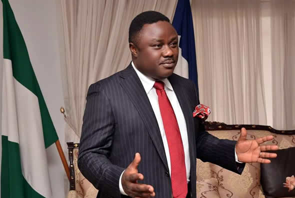 21 opposition parties hail Ayade on achievements