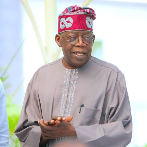 My politics has all been about struggles - Tinubu