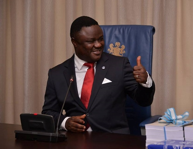 Cross River South must produce next gov, says Ayade